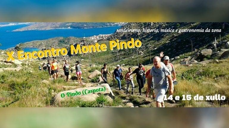 X Encontro Monte Pindo
